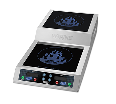 Waring WIH800 induction range, countertop