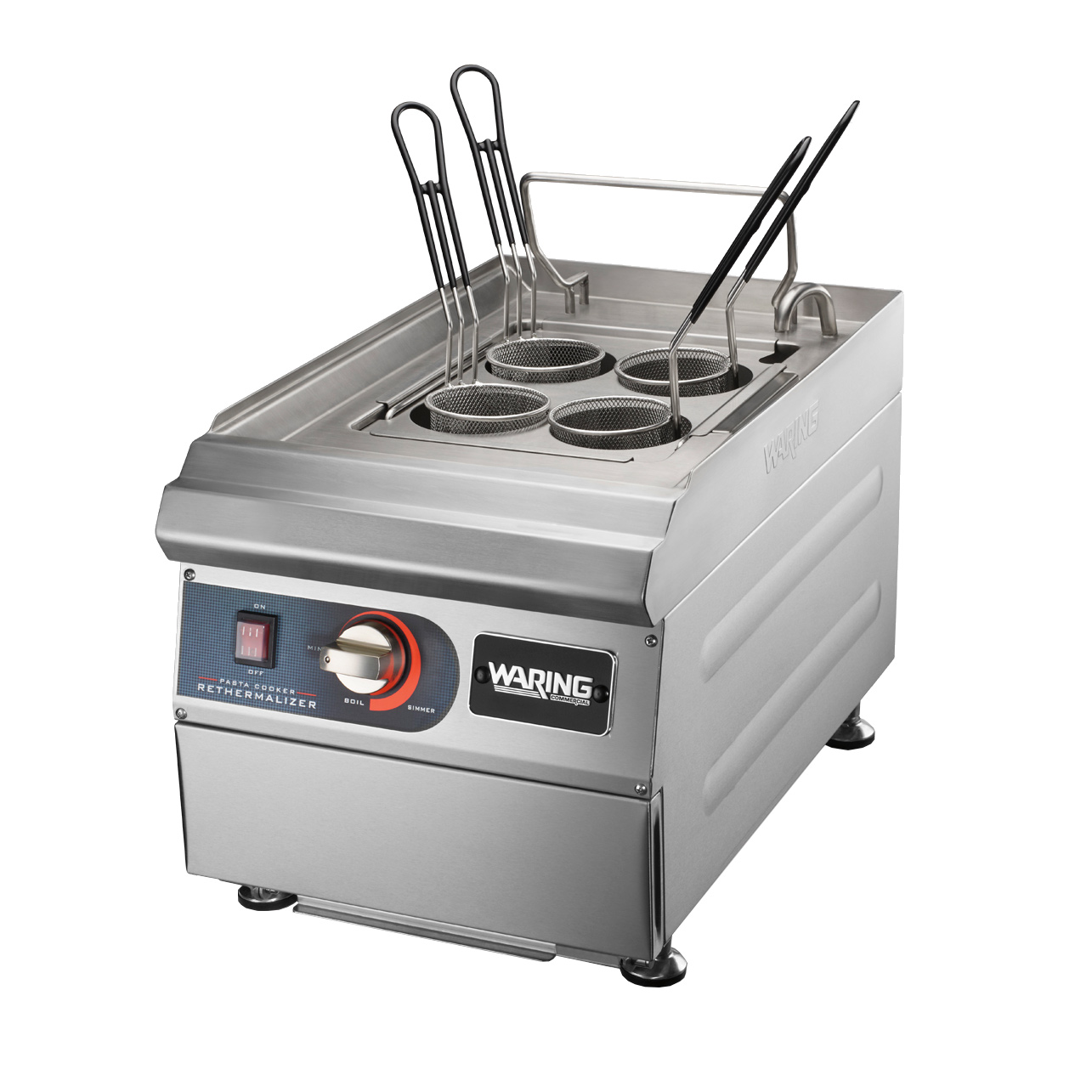 Waring WPC100 pasta cooker, electric