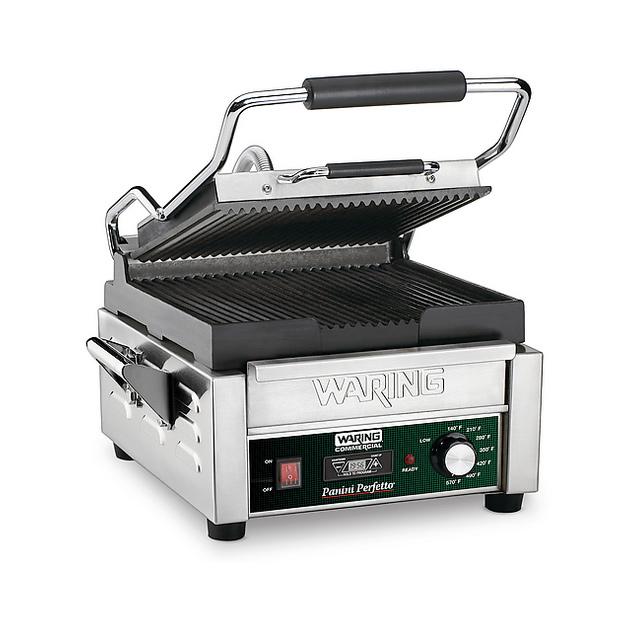Waring WPG150TB sandwich / panini grill