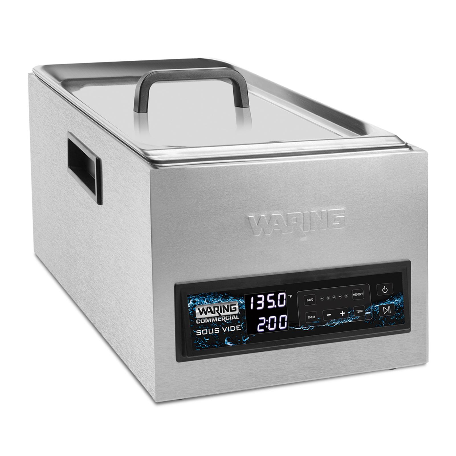Waring WSV25 sous vide cooker