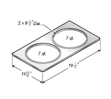 Wells 20176 adapter plate