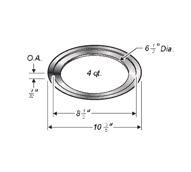 Wells 20177 adapter frame