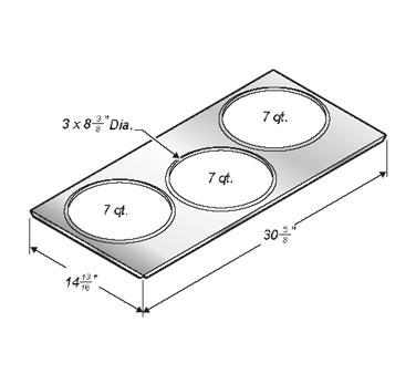 Wells 22589 adapter plate