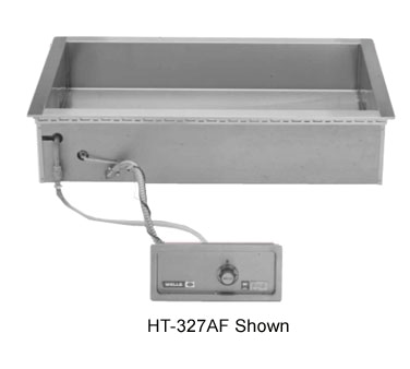 Wells HT-227AF hot food well unit, drop-in, electric