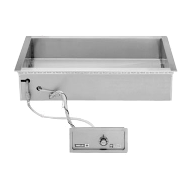 Wells HT-500AF hot food well unit, drop-in, electric