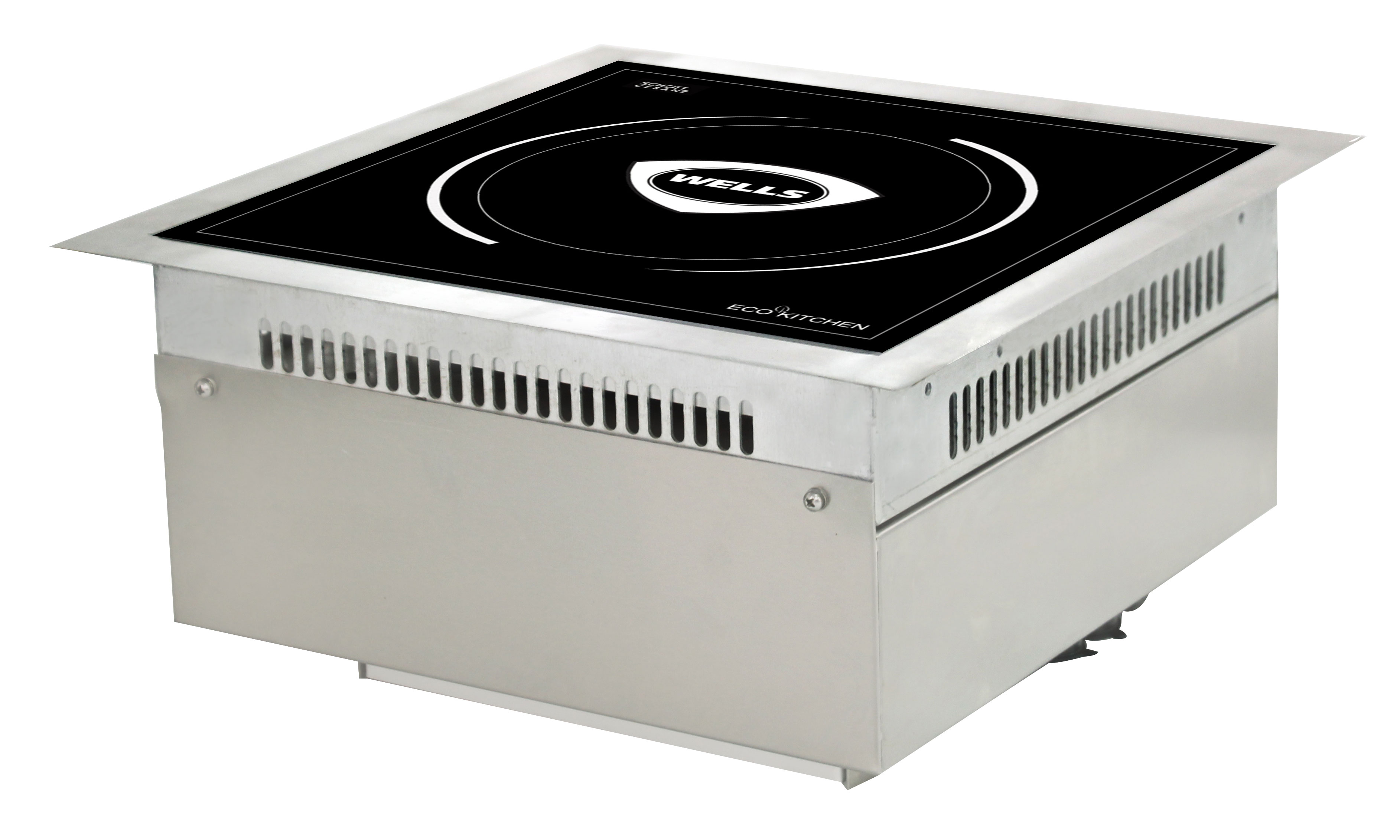 Wells ISDI35 induction range, built-in / drop-in