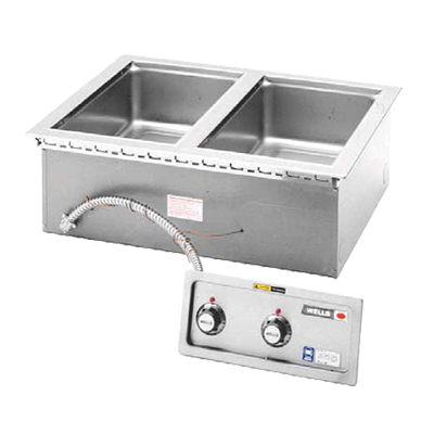 Wells MOD-200TDAF hot food well unit, drop-in, electric