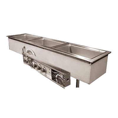 Wells MOD-200TDMN/AF hot food well unit, drop-in, electric