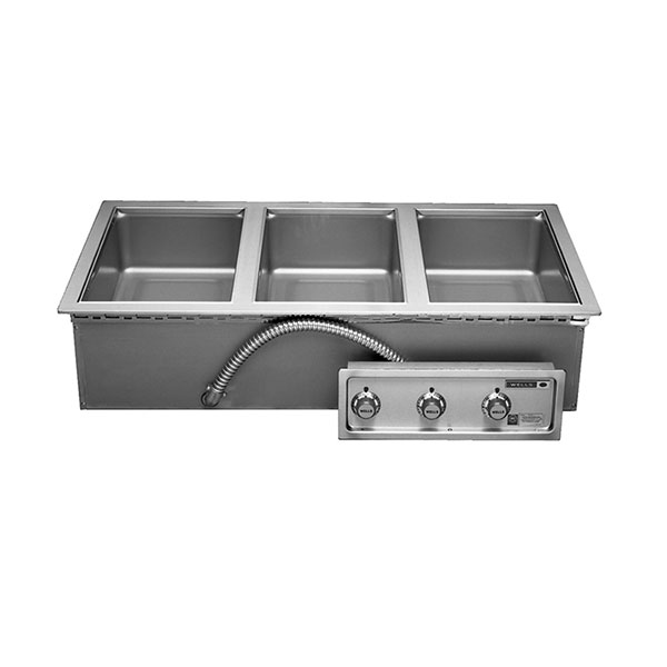 Wells MOD-300 hot food well unit, drop-in, electric