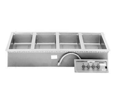 Wells MOD-400DM hot food well unit, drop-in, electric