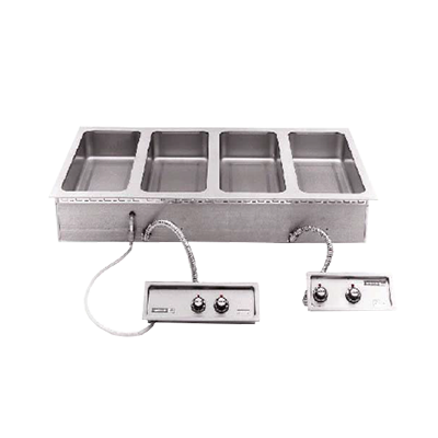 Wells MOD-400TDM/AFS hot food well unit, drop-in, electric