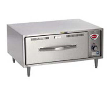 Wells RW-1HD warming drawer, free standing