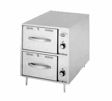 Wells RWN-2 warming drawer, free standing