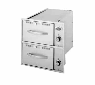 Wells RWN-26 warming drawer, built-in