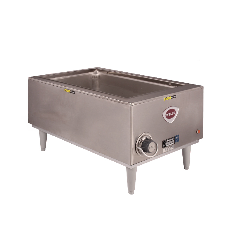 Wells SMPT-120-QS food pan warmer, countertop