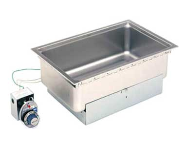 Wells SS-206D hot food well unit, drop-in, electric