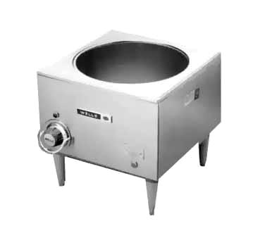 Wells SW-10T food pan warmer, countertop