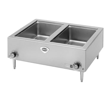 Wells TMPT food pan warmer, countertop