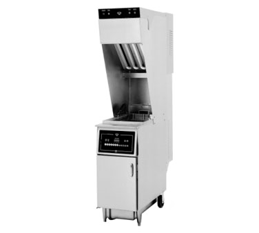 Wells WVAE-55F ventless fryer