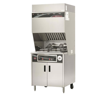 Wells WVF-886 ventless fryer