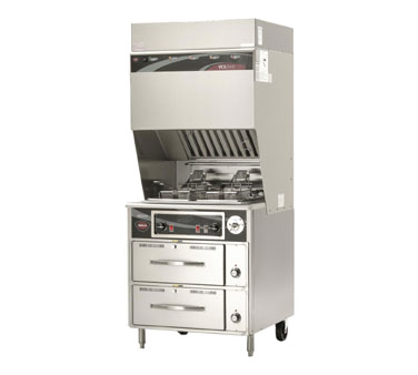 Wells WVF-886RW ventless fryer