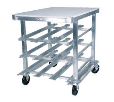 Winholt Equipment CR-54PT can storage rack