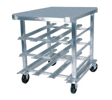Winholt Equipment CR-54S-S can storage rack
