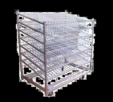 Winholt Equipment DRS-3660KD-WM display bread bakery rack