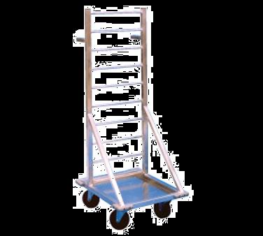 Winholt Equipment FFR-18 fryer basket rack, mobile