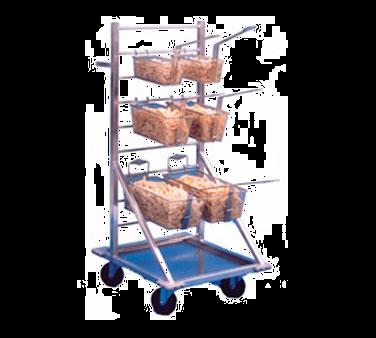 Winholt Equipment FFR-27 fryer basket rack, mobile