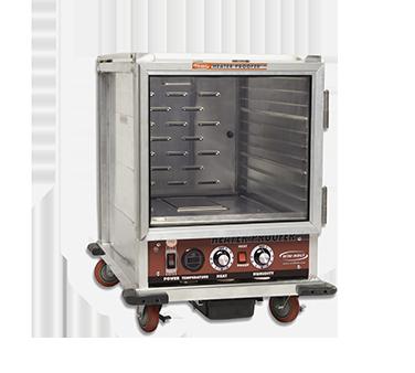 Winholt Equipment NHPL-1810-HHC proofer cabinet, mobile, half-height