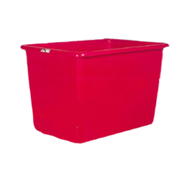Winholt Equipment TUB-8L-RD bulk goods tub