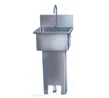 Winholt Equipment WHPS1110 sink, hand