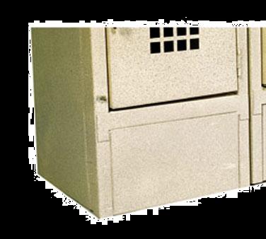 Winholt Equipment WL-BB18 locker accessories
