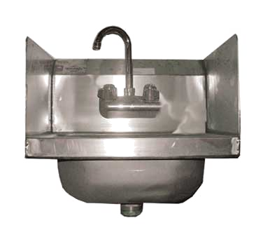 Winholt Equipment WS-HS-1410-5-2SP sink, hand