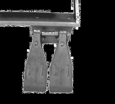 Winholt Equipment WS-KV-ST knee valve