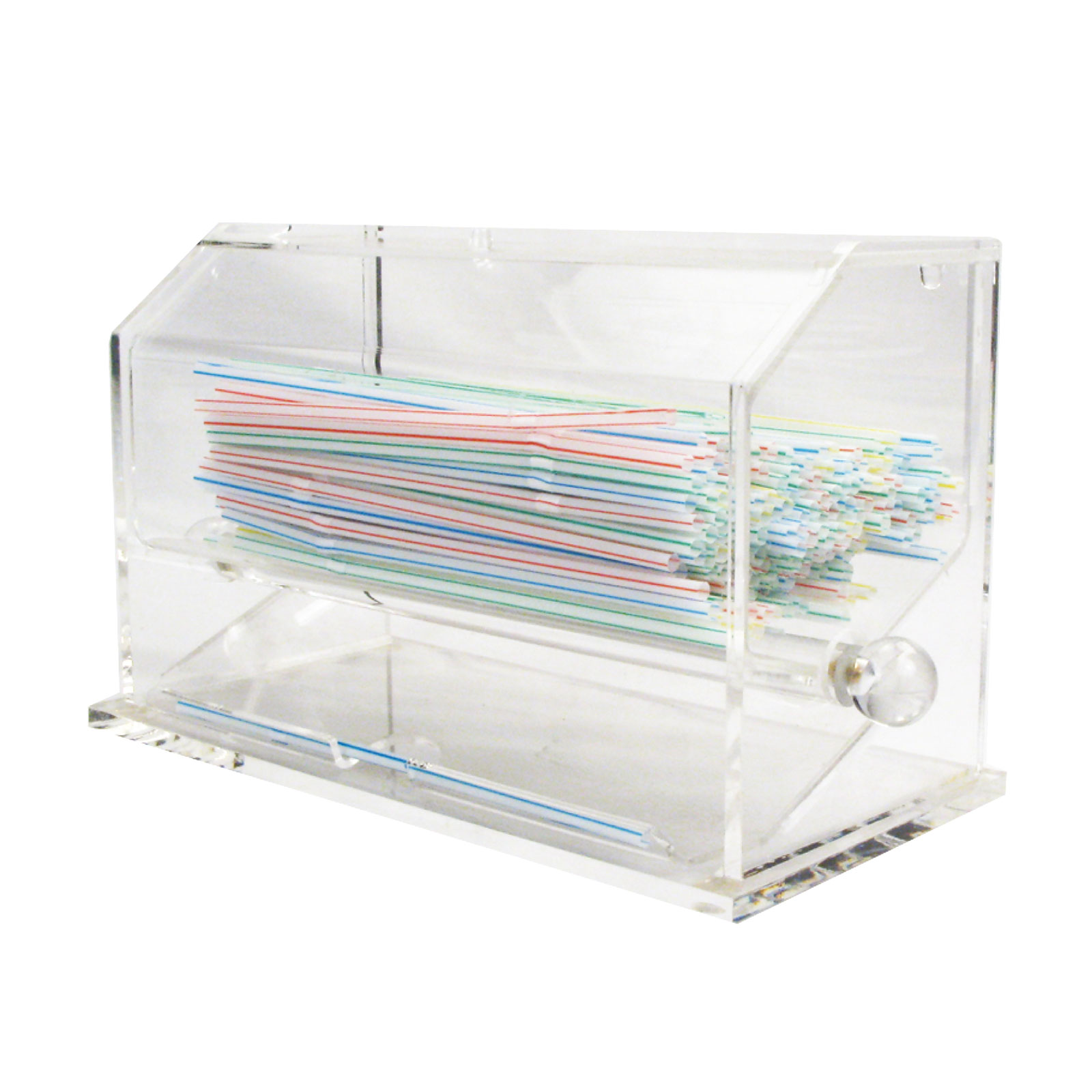Winco ACSD-712 straw dispenser