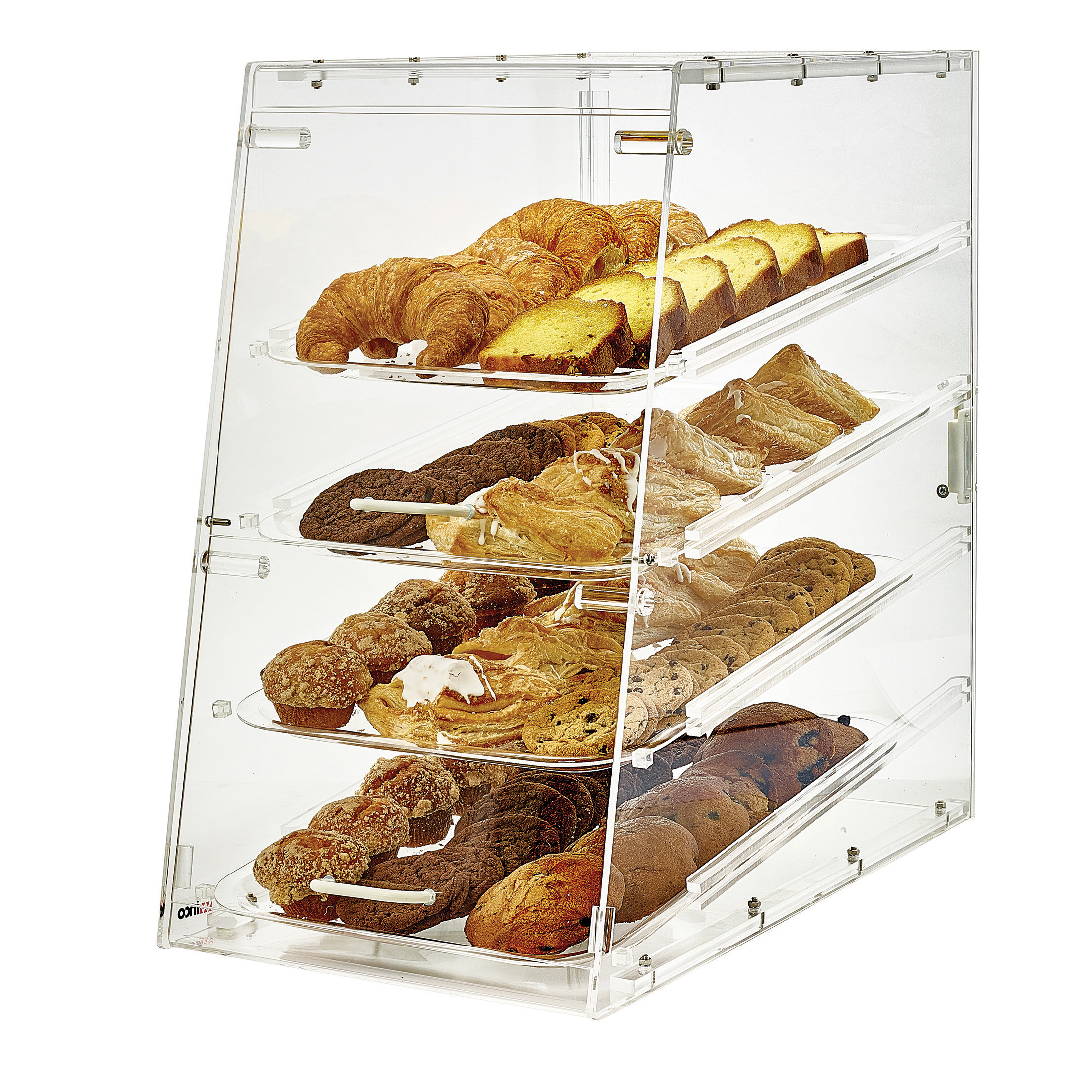 Winco ADC-4 display case, pastry, countertop