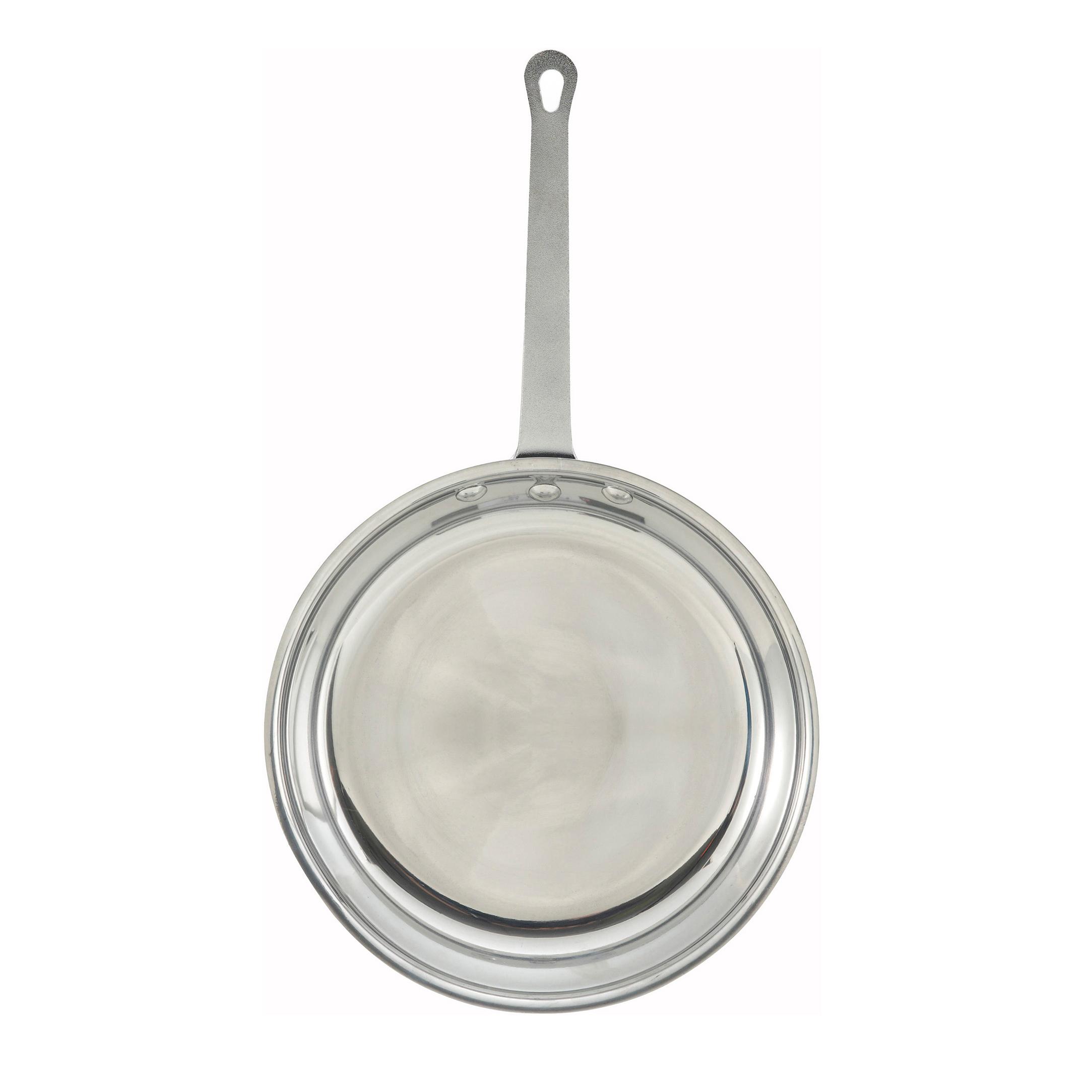 Winco AFP-8 fry pan