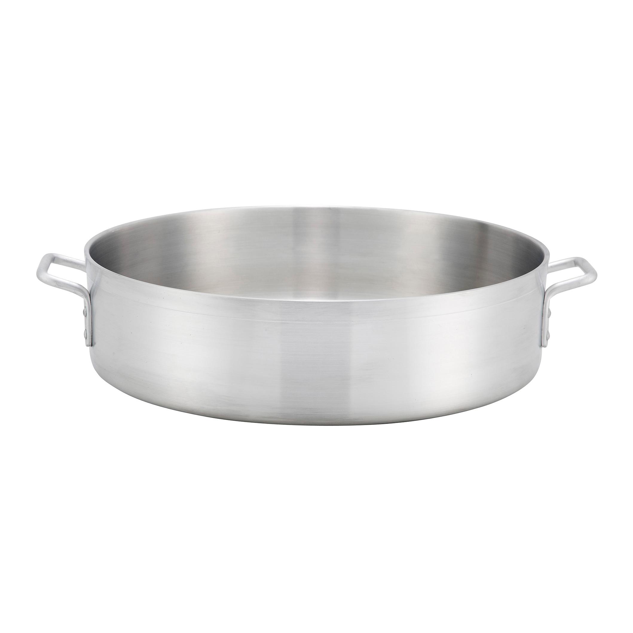 Winco ALBH-35 brazier pan