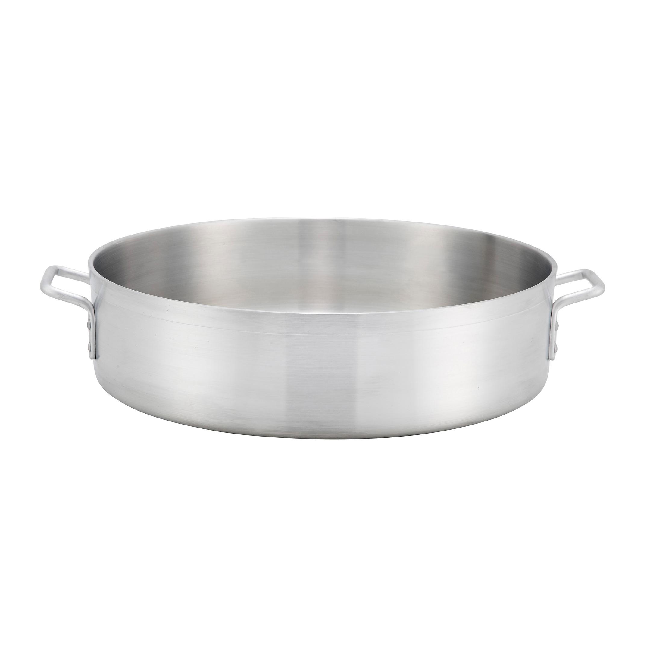 Winco ALBH-40 brazier pan