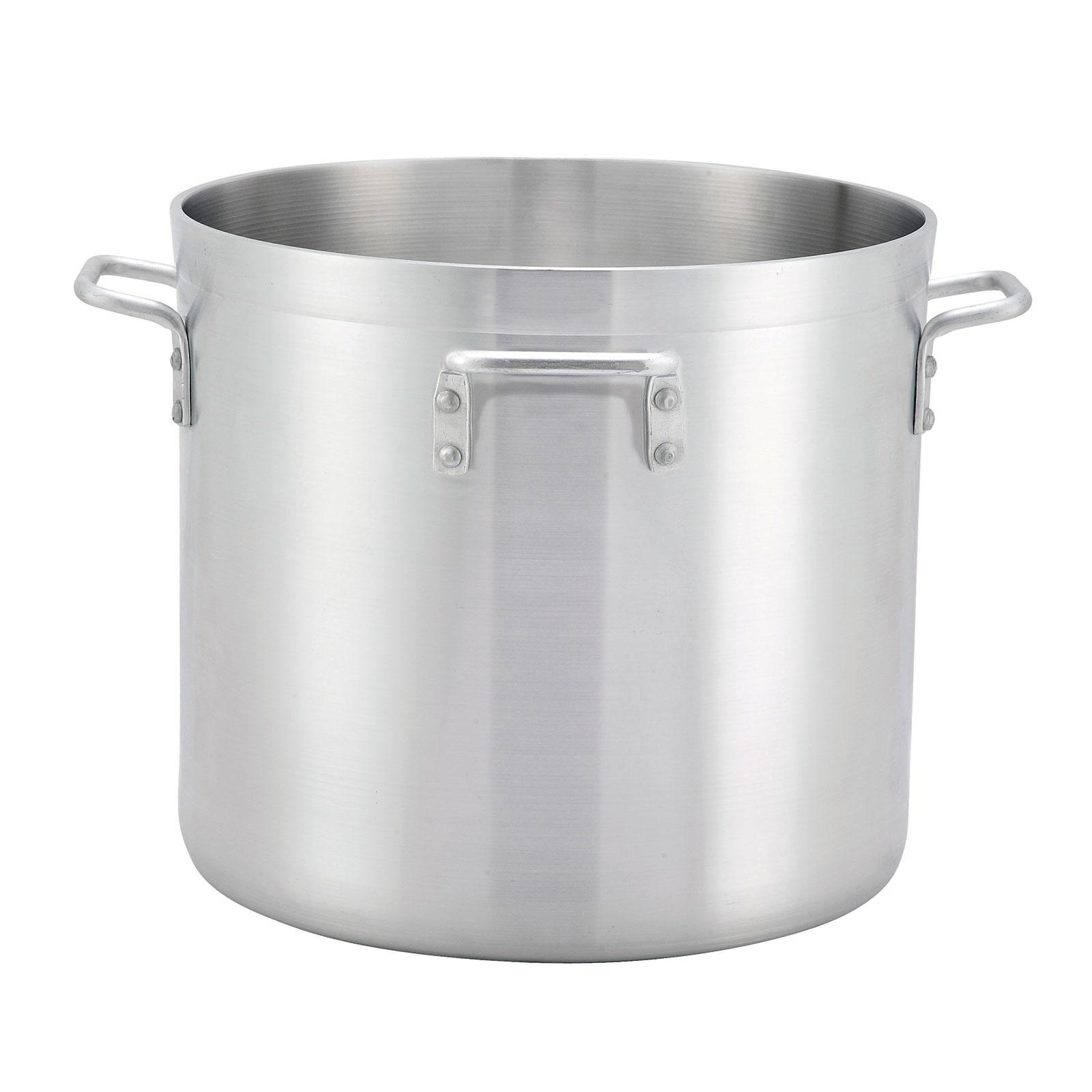 Winco ALHP-120H stock pot