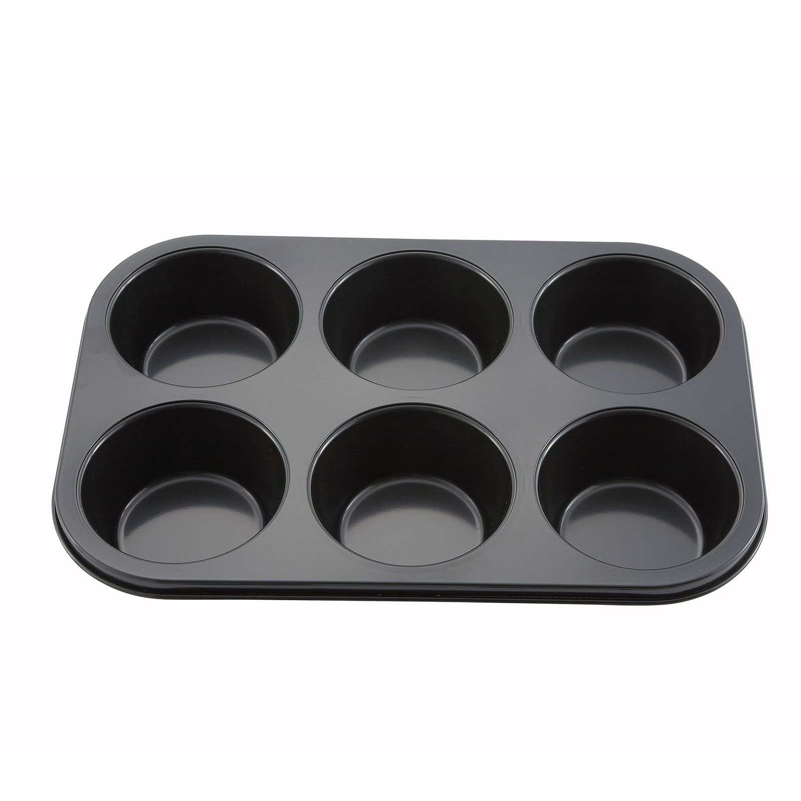 Winco AMF-6NS muffin pan