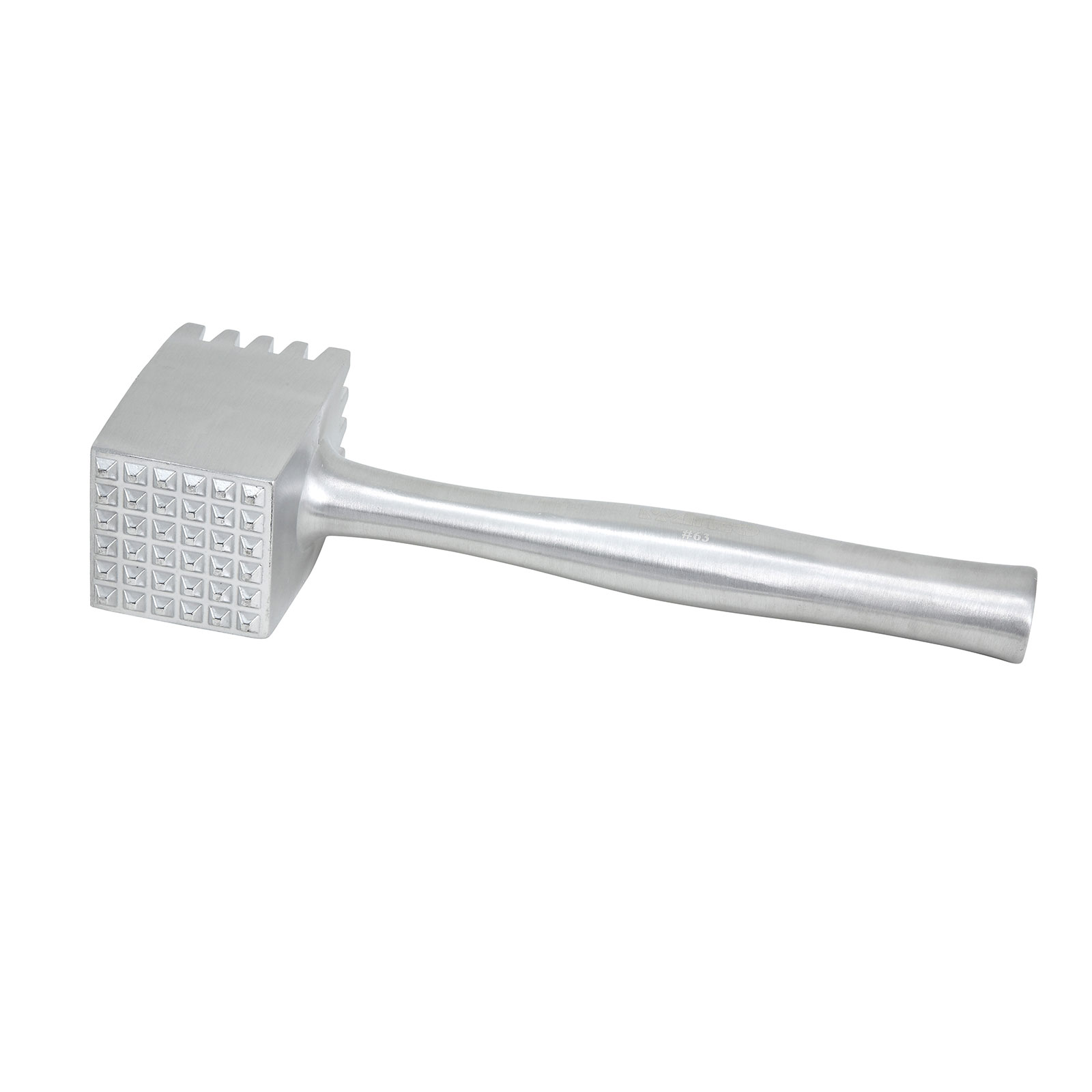 Winco AMT-4 meat tenderizer, mallet