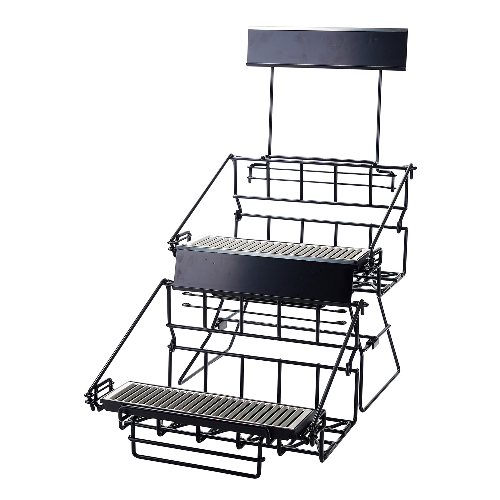 Winco APRK-4 airpot serving rack