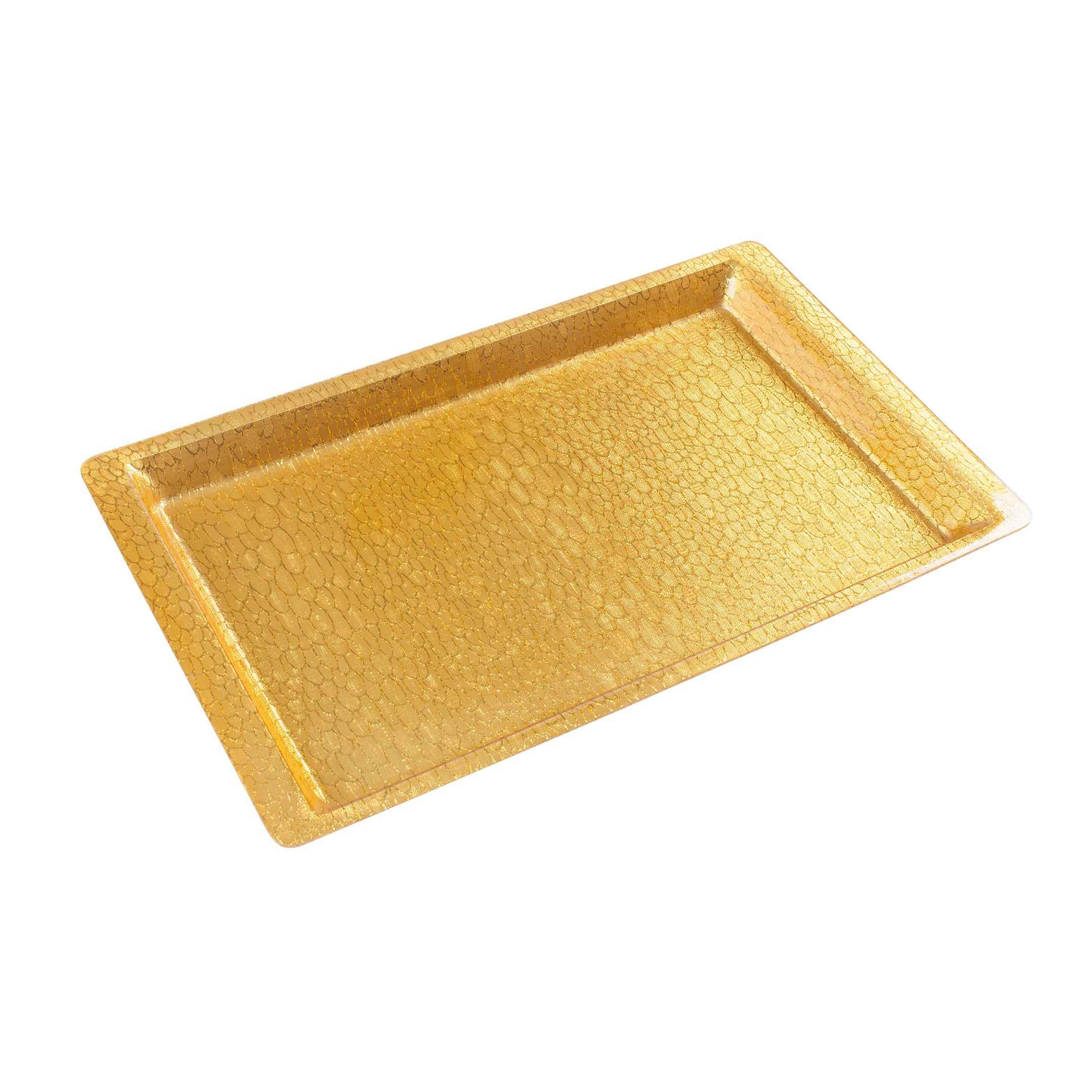 Winco AST-2G display tray, market / bakery