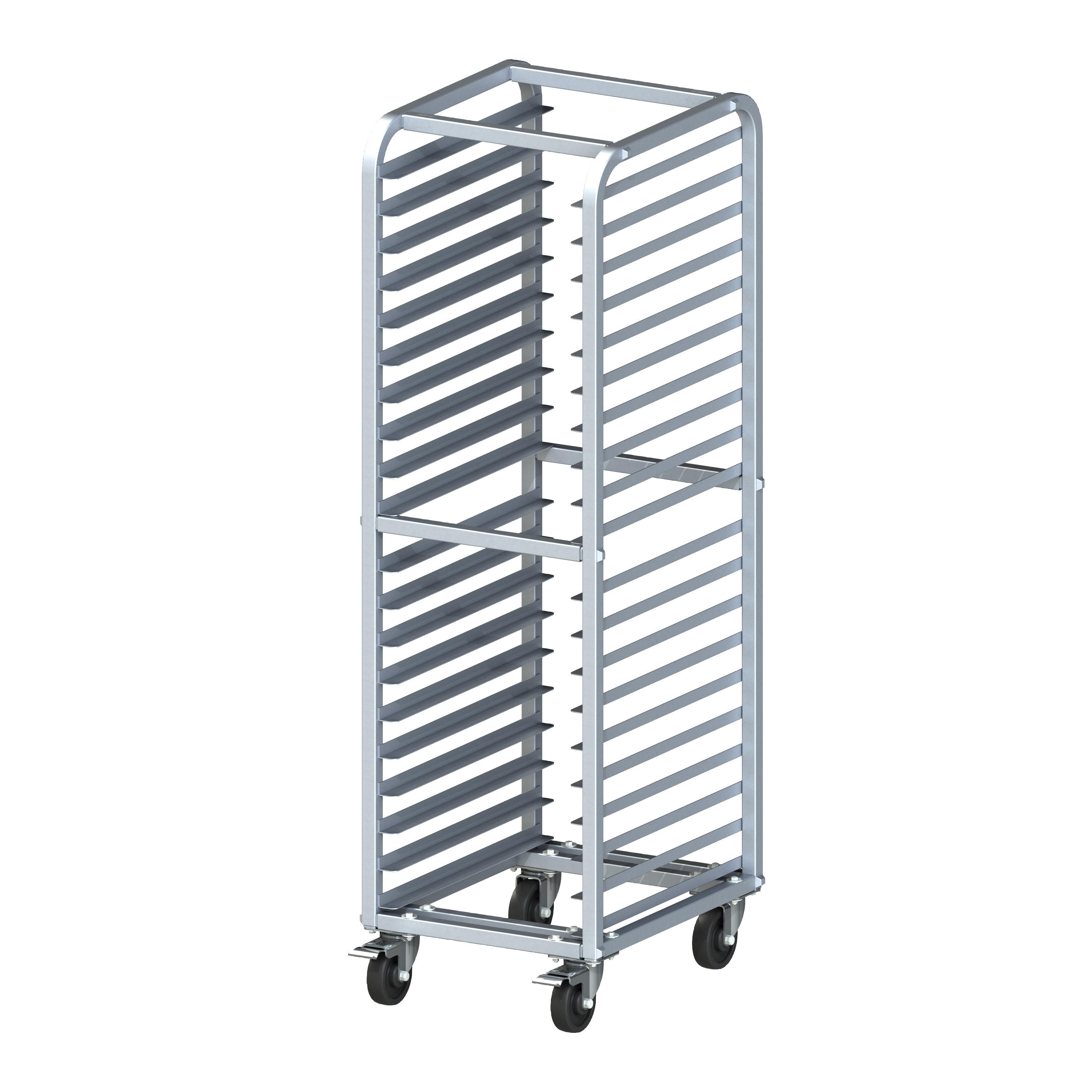 Winco AWRK-20HBK pan rack, universal