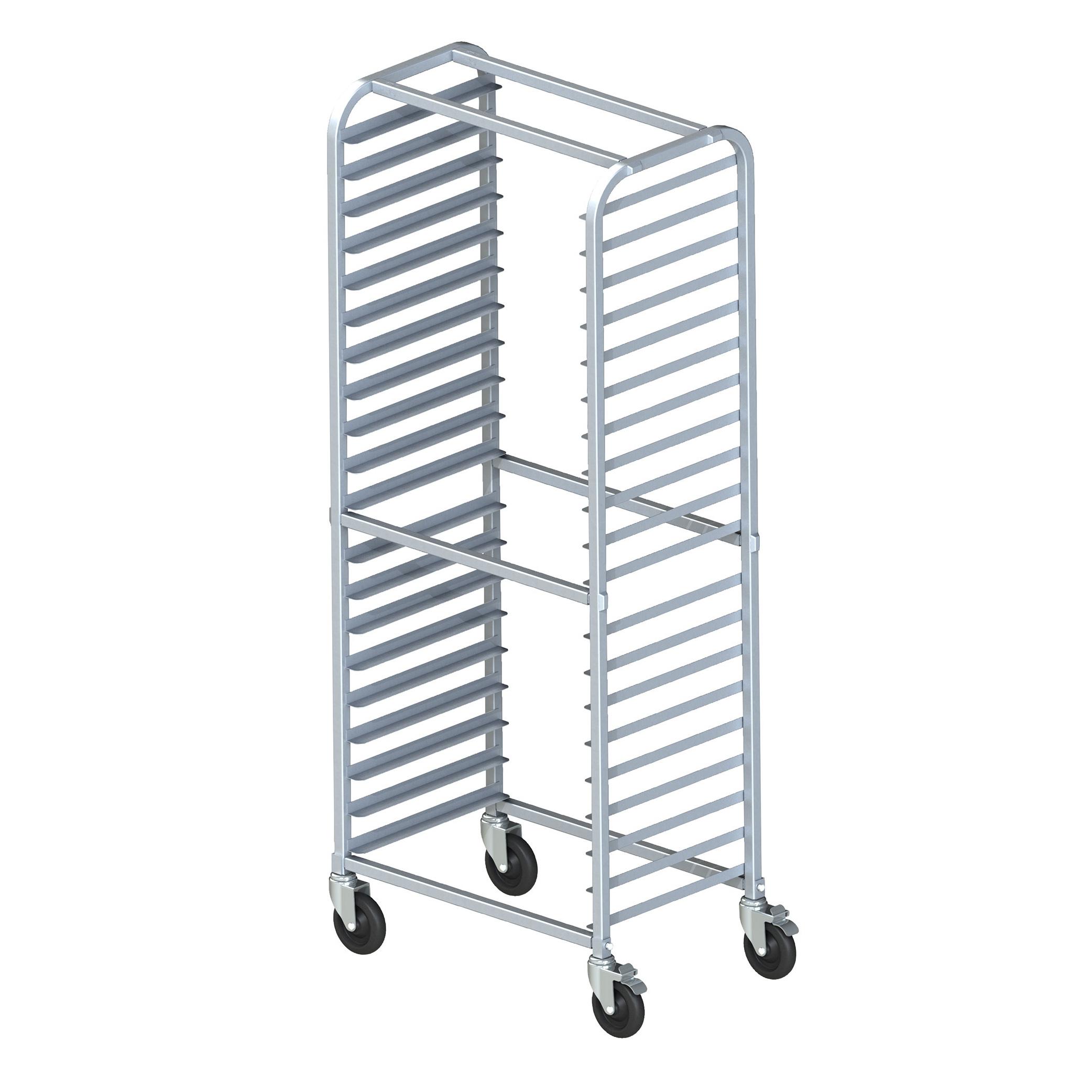 Winco AWRS-20BK pan rack, universal