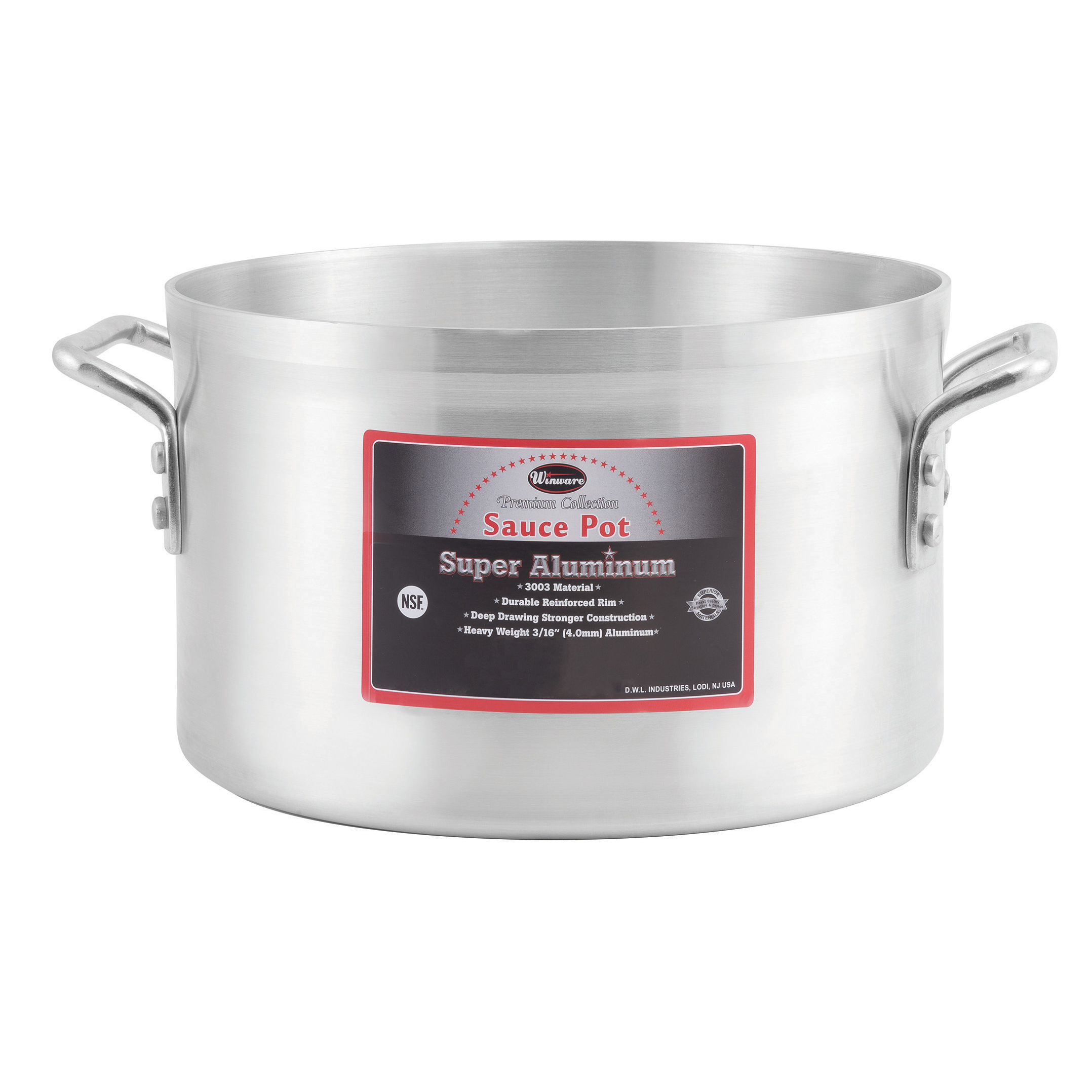 Winco AXAP-26 sauce pot