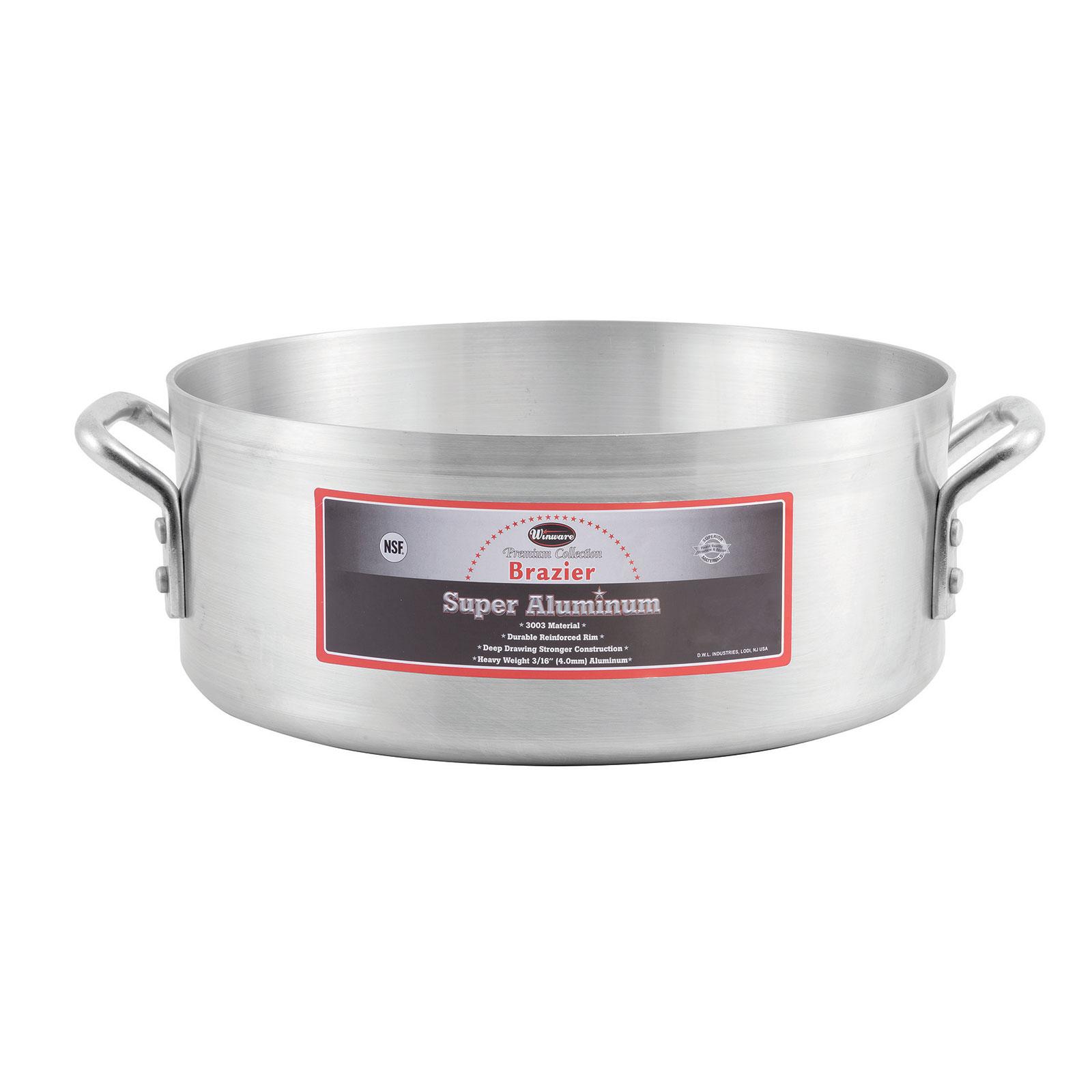 Winco AXBZ-24 brazier pan
